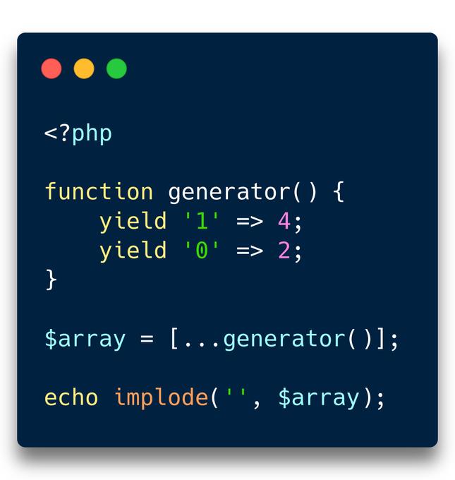 PHP Quiz n°2